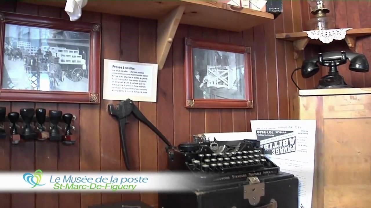 mus e de la poste et boutique de forge vid os la fabrique culturelle. Black Bedroom Furniture Sets. Home Design Ideas