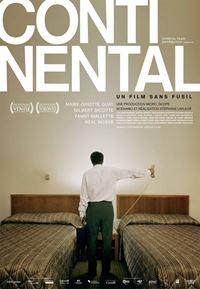 Affiche : Continental, un film sans fusil