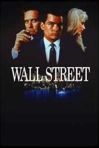 Affiche : Wall Street