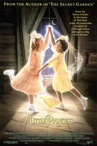 Affiche : La petite princesse