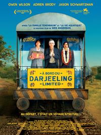 Affiche : The Darjeeling Limited