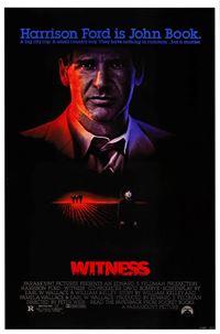Affiche : Témoin sous surveillance