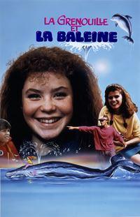 Affiche : La grenouille et la baleine