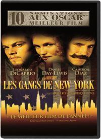 Affiche : Les gangs de New York