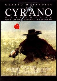 Affiche : Cyrano de Bergerac