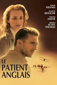 Affiche : Le patient anglais
