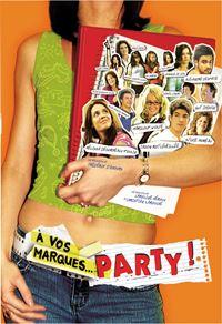 Affiche : À vos marques… party!