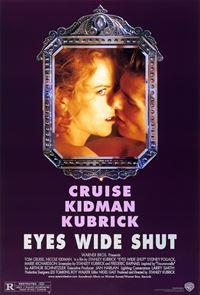 Affiche : Les yeux grand fermés