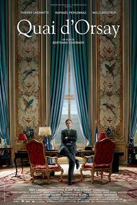 Affiche : Quai d'Orsay