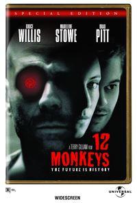 Affiche : L'armée des 12 singes