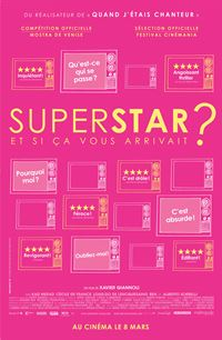 Affiche : Superstar