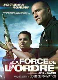 Affiche : La force de l'ordre