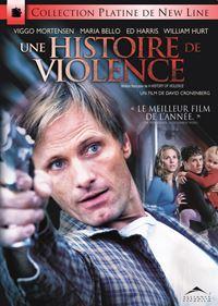 Affiche : Une histoire de violence