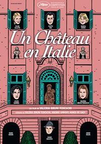 Affiche : Un château en Italie