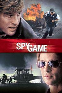 Affiche : Jeux d'espionnage