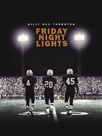 Affiche : Les lumières du vendredi soir