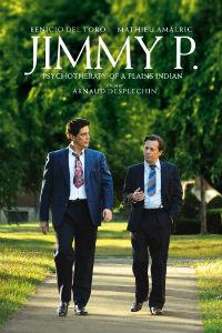 Affiche : Jimmy P. — Psychothérapie d'un Indien des Plaines