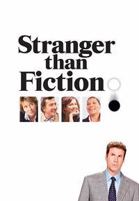 Affiche : Plus étrange que fiction