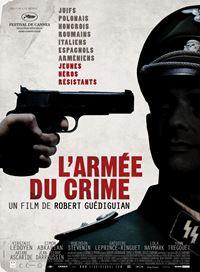Affiche : L'armée du crime