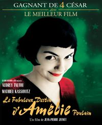Affiche : Le fabuleux destin d'Amélie Poulain