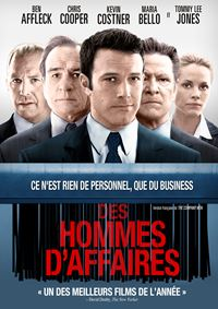 Affiche : Des hommes d'affaires