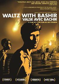 Affiche : Valse avec Bashir
