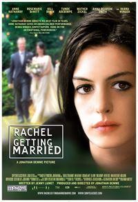 Affiche : Le mariage de Rachel