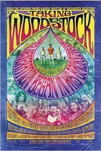 Affiche : Souvenirs de Woodstock