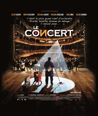 Affiche : Le concert