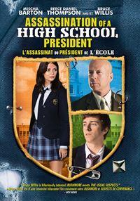Affiche : L'assassinat du président de l'école