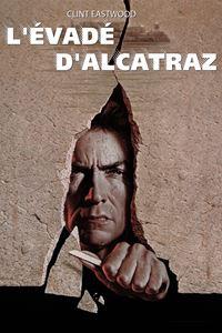 Affiche : L'évadé d'Alcatraz
