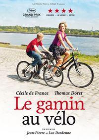 Affiche : Le gamin au vélo