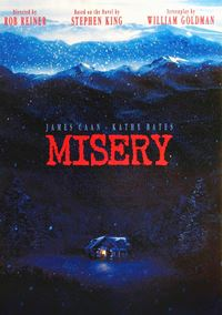 Affiche : Misery