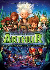 Affiche : Arthur 2 : La vengeance de Maltazard