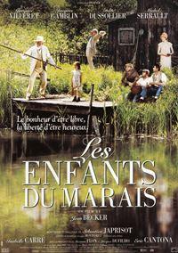 Affiche : Les enfants du marais