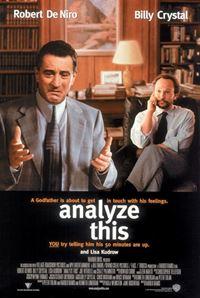 Affiche : Analyse-moi ça!