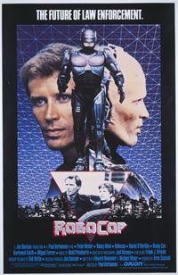 Affiche : Robocop