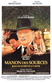 Affiche : Manon des sources