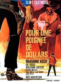 Affiche : Pour une poignée de dollars