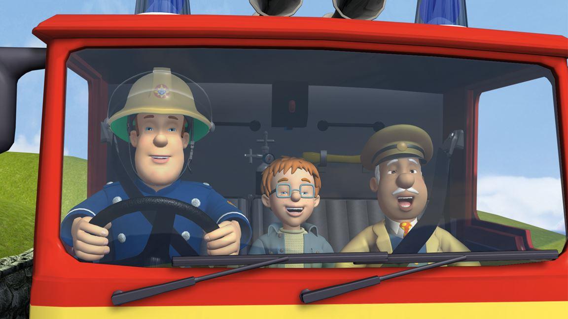Sam le pompier t l qu bec - Same le pompier francais ...
