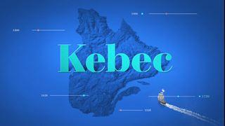 Kebec, l'histoire du Québec comme on ne l'a jamais racontée