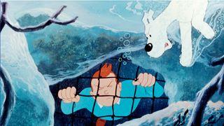 Tintin et ses démêlés avec le sombre Rastapopoulos