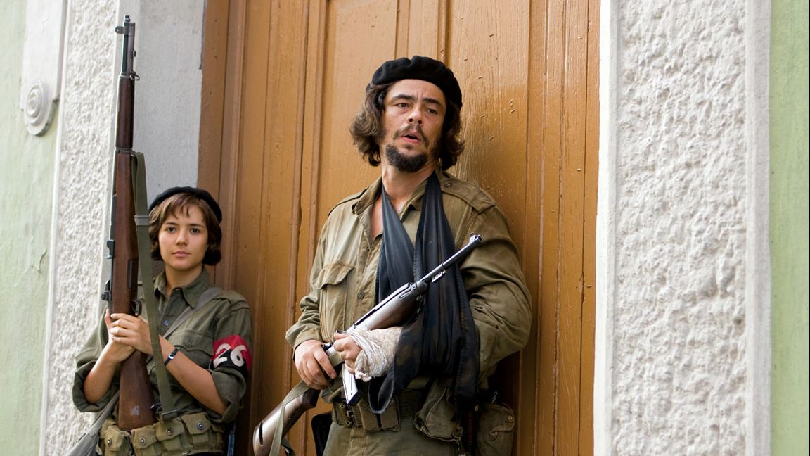 Superbe portrait d'un révolutionnaire charismatique
