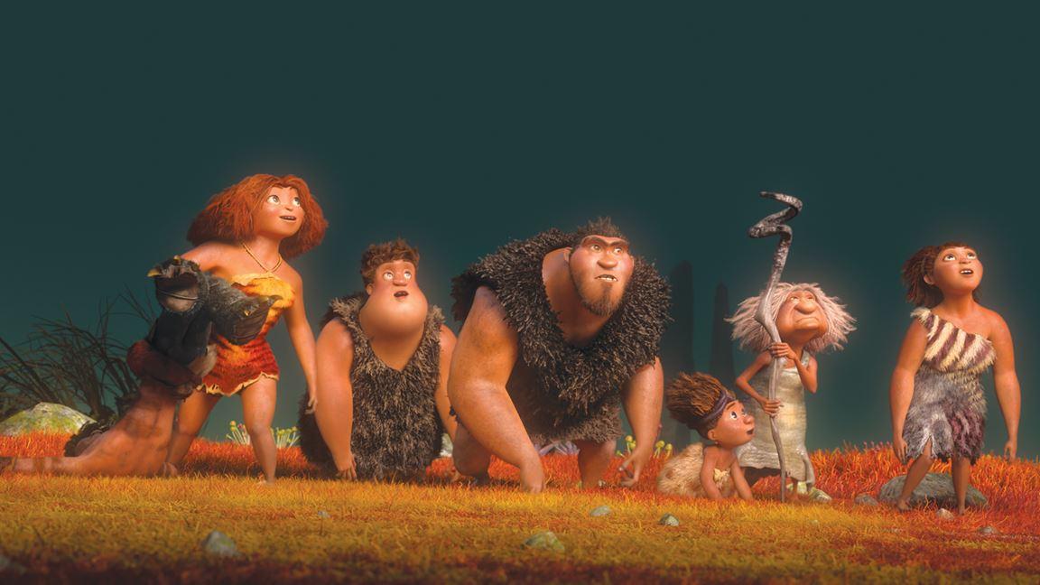 La famille la plus moderne de la préhistoire!