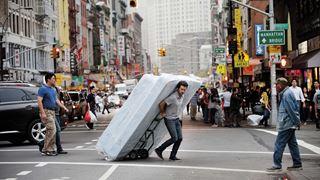 Cette fois, Xavier fait ses malles pour New York