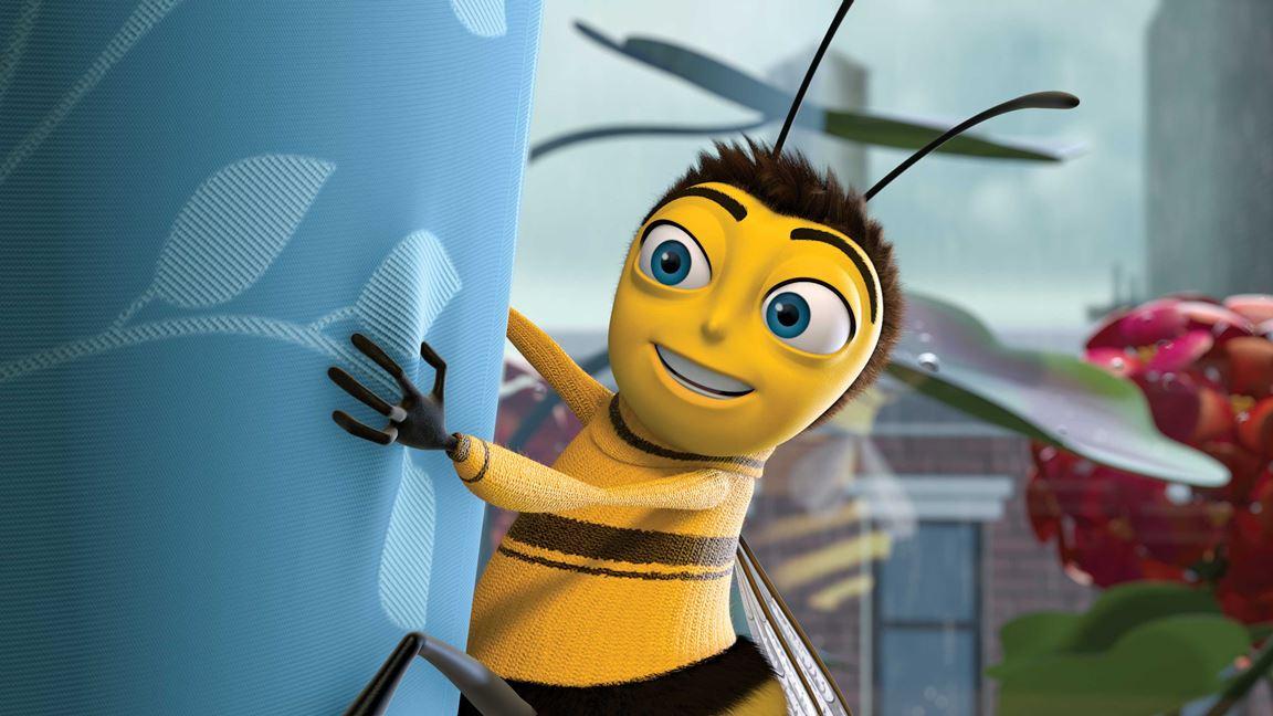 Une abeille pas comme les autres!