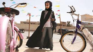 Premier film produit et tourné en Arabie Saoudite, réalisé par une femme