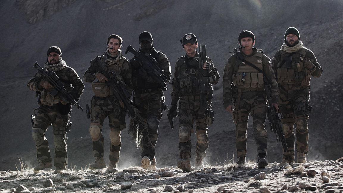 Combat musclé pour les forces spéciales françaises