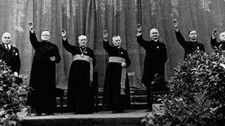 L'Église catholique et le troisième Reich, une alliance sacrilège