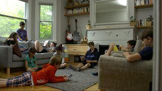 Écrans omniprésents, cyberdépendance des enfants